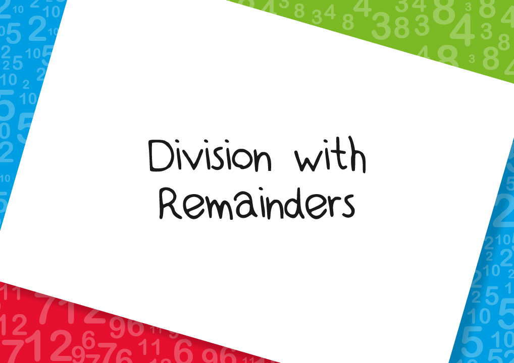 division with remainders